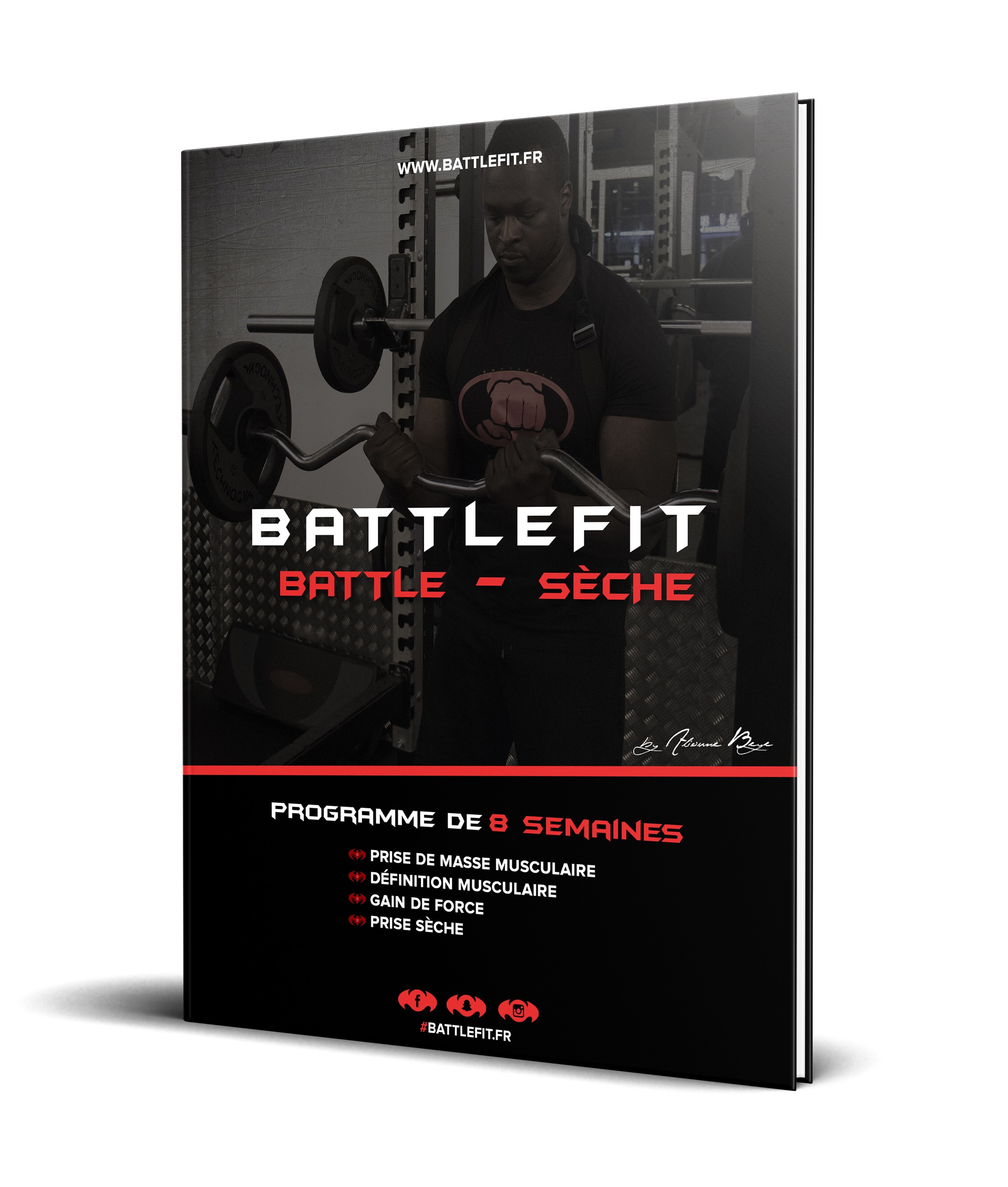 cover ebook battle sèche ebook