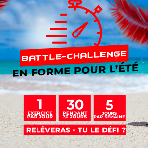 Battle-Challenge Homme